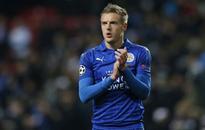 Sports: Leicester goal machine Vardy splutters to a halt