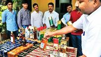 7,000 prohibition cases registered in Chandrapur since April 2015