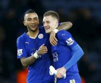 Vardy secures victory for Leicester