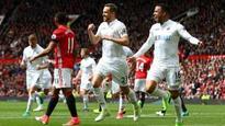 Man Utd held at home by Swansea City