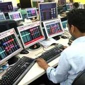 BSE Sensex flat; Nifty holds 6150; pharma, infra up