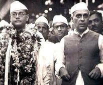 Nehru awarded man who stole INA's treasure?