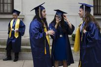 On-time high school graduation rate in Virginia tops 91 percent