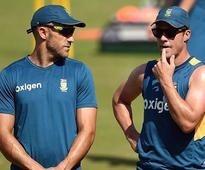 AB de Villiers ruled out of New Zealand Tests, Faf du Plessis named captain