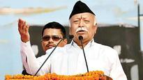 RSS chief unfurls Tricolour in Kerala, defies state rule