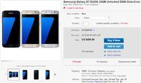 [Deal Alert] Unlocked Galaxy S7 dual-SIM on sale for $499.99 via eBay