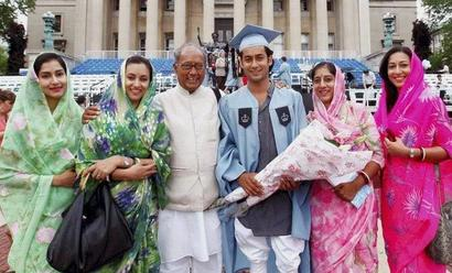 Today I lost my daughter in her fight against cancer, grieves Digvijaya