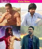 Salman Khan, Shah Rukh Khan, Akshay Kumar, Shahid Kapoor  who is the Best Actor of 2016?