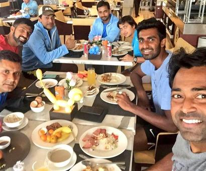 Will Paes make Davis Cup history in China?