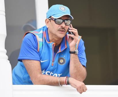 Shastri to apply for India coach job: Report