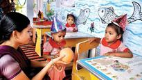 Anganwadi centres to be revamped
