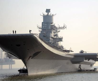 A message to China? India sends largest ever fleet for naval exercise