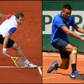 French Open: Richard Gasquet and Nick Kyrgios are excited about Paris showdown