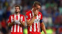 Eredivisie round-up: PSV Eindhoven slip up at Heerenveen as they aim to close gap on Feyenoord