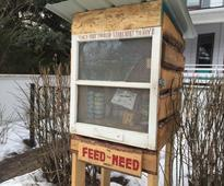 'A little piece of good in the world': Free pantry project expands in Lethbridge