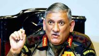 After Army chief Bipin Rawat warns of a two-front war, China issues a strong response