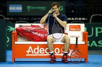 Murray in 'one more push' as Britain eye final