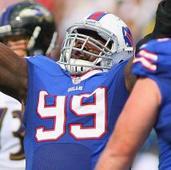 Marcell Dareus, Robert Woods back to practice for Bills
