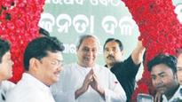 Naveen Elected BJD Chief for 7th Term