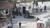 Police officer killed, dozens wounded in attacks near Turkey's southeast border