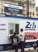 Le Mans 24 Hours:  Nelson Piquet Jr Returns