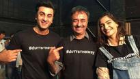 Rajkumar Hirani confirms teaser of Ranbir Kapoor's Dutt biopic will be out on April 24th