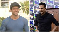 Is this how the box office clash between 'Rustom' and 'Mohenjo Daro' affecting Hrithik Roshan-Akshay Kumar rapport?