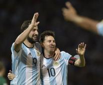 FIFA World Cup 2018: Argentina's Lionel Messi bats for out