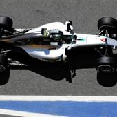 Spanish Grand Prix: Nico Rosberg maintains comfortable lead on 'tricky' day for Lewis Hamilton
