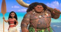 Moana Olympics Trailer Arrives Starring the Rock as Maui