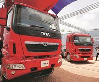 Market tailwinds help Tata Motors arrest decline in key CV segments