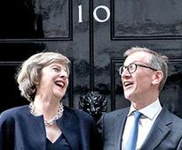 May fills out major cabinet posts
