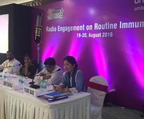 UNICEF India holds Radio4child workshop on Routine Immunisation in Odisha