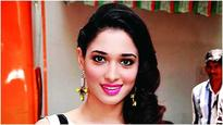 Tamannaah Bhatia goes back to school!