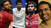 After Saina, Sindhu brought India on the map, male shuttlers arrive in grand fashion too!