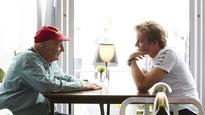 Niki Lauda says Mercedes has agreed to a 2-year deal with Nico Rosberg