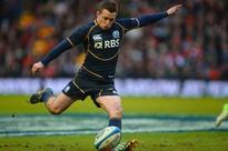 Scotland's star of the 6 Nations Greig Laidlaw tipped for British and Irish Lions call-up
