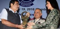 Priyadarshni Academy Global awards ceremony