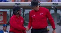 'Replacement of injured umpire has happened before'