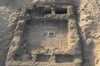 Metropolis discovered in Abydos in the Upper Egypt's governorate of Sohag