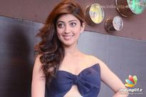 Pranitha wears a new hat