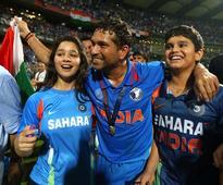 Sara Tendulkar's Bollywood debut: Sachin denies the report