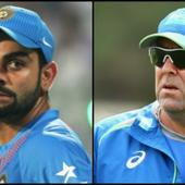 #INDvAUS: Australian coach Darren Lehmann disappointed with Virat Kohli's no-longer-friends comment