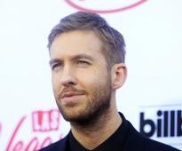 Calvin Harris sparks romance rumours with Liam Hemsworth's former girlfriend Eiza Gonzalez