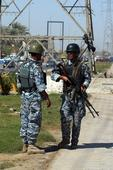 Two killed, eight injured in Baghdad suicide bomb attack
