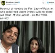 After Getting Massively Trolled Shoaib Akhtar Reposts His Tweet And Finally Makes Some Sense