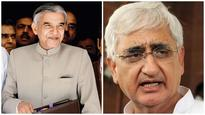 FIR plea against Salman Khurshid, PK Bansal dismissed by special court