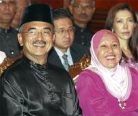 Despite setback, Ali still determined  to serve BN