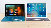 Microsoft Surface Pro outselling iPad Pro into enterprise in UK