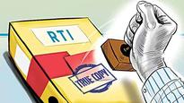 No action against PIO for sitting on RTI plea